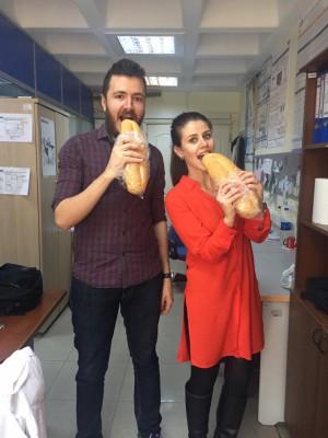 Halomonas Levan in Bread: End product of Halomonas Levan as a Functional Food
